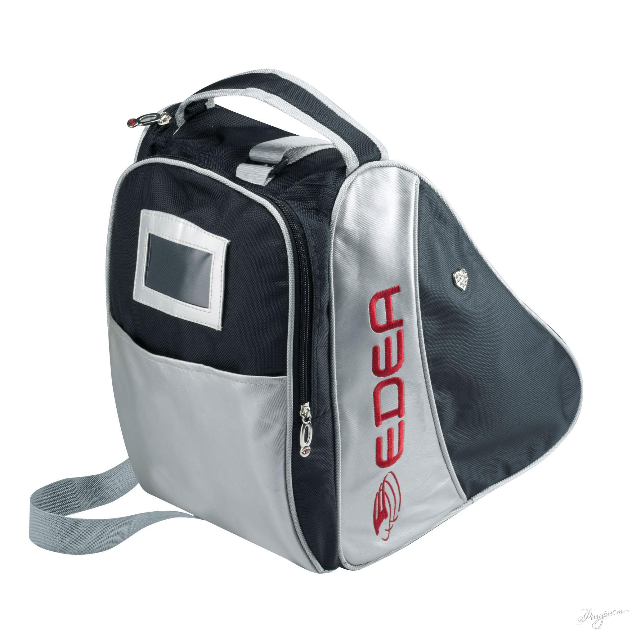 e3ce978b2c75 Сумка для коньков Edea Love bag (черная), купить в Москве и Санкт ...